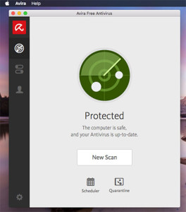 Mac OSX Free Virus Protection