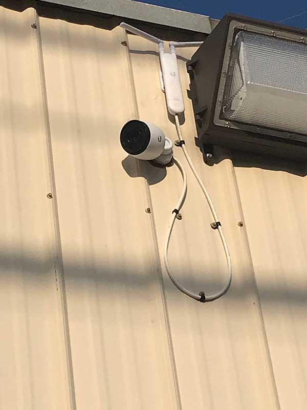 ubiquiti camera install columbus, ohio