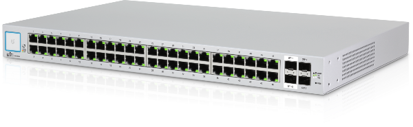 ubiquiti install managed switch columbus